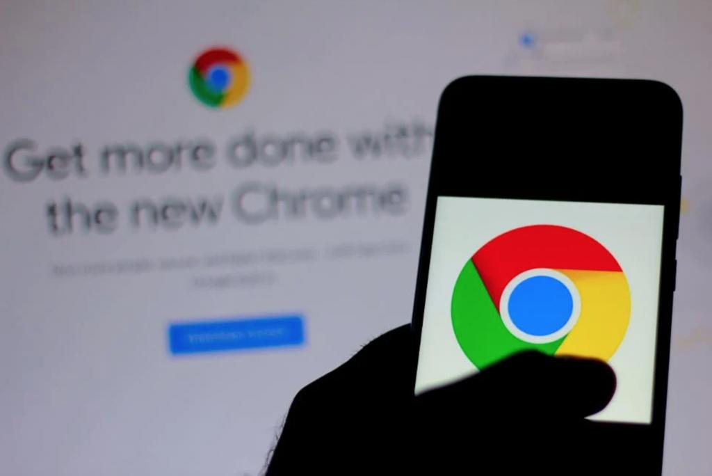 Google Chrome new update